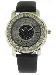 Silver coloured watch - Christopher