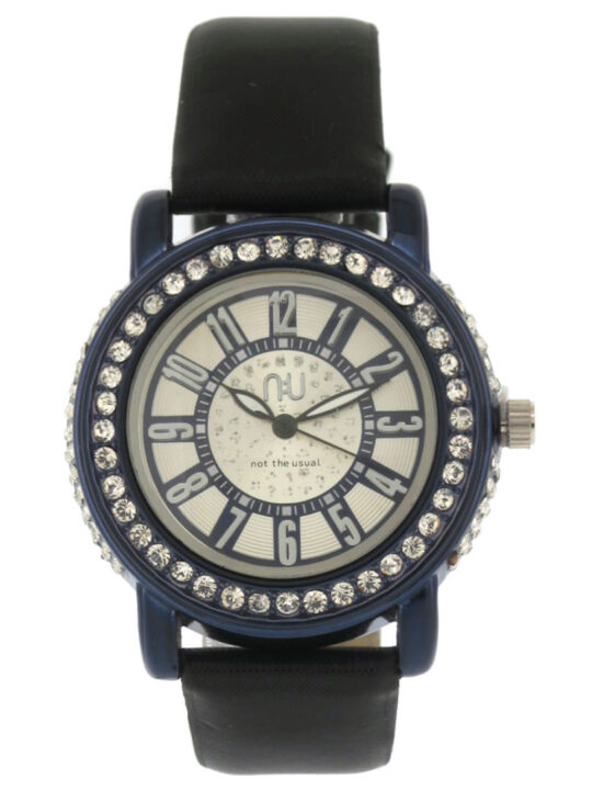 Blue coloured watch - Christopher