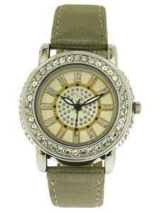 Gold classic watch - Sheridan