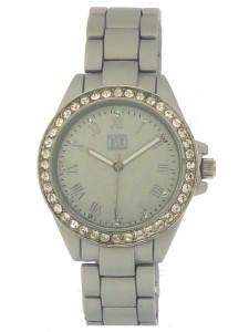 Silver ladies watch - Columbus Circle