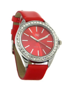Red neon watch - Pelham