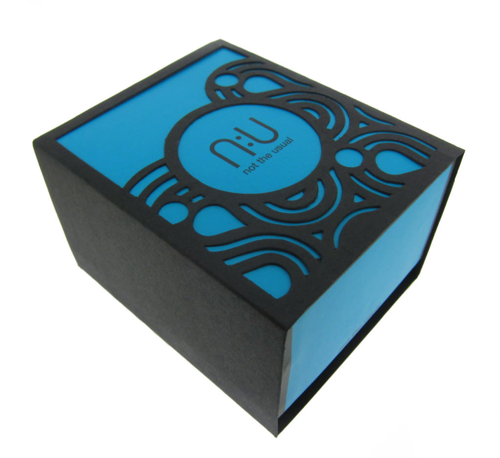 Luxury branded box
