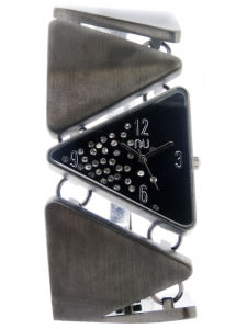 Black triangle shaped watch - Lincoln Centre