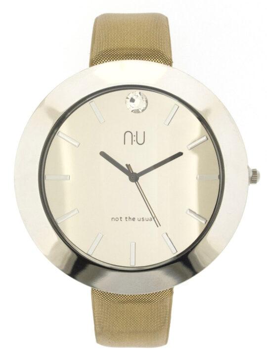 Gold mirrored watch - Columbia