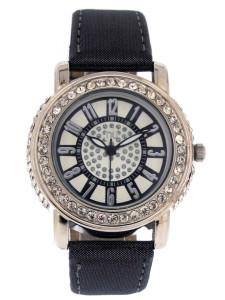 Black classic watch - Sheridan