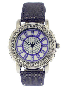 Purple classic watch - Sheridan