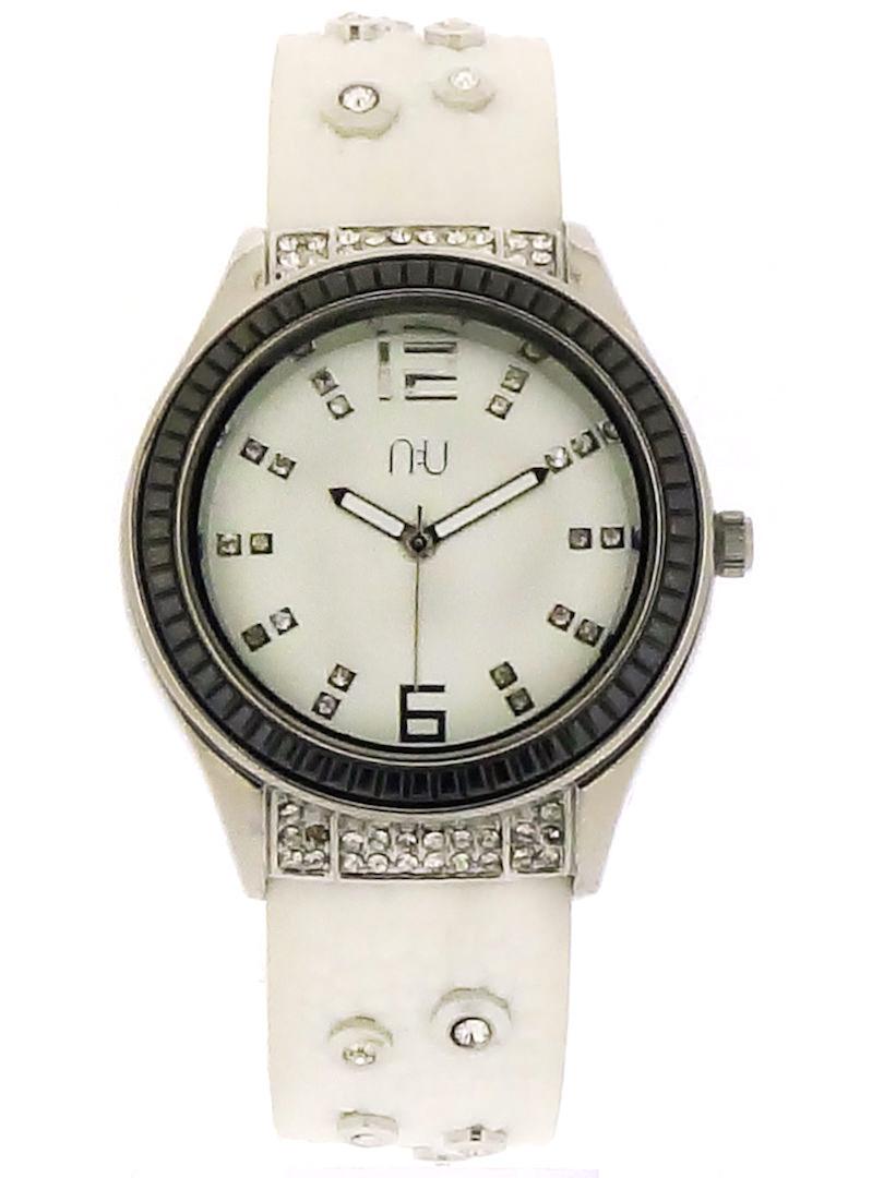 White diamante watch - Whitehall