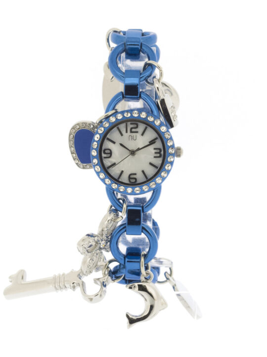 Blue charm watch - Franklin