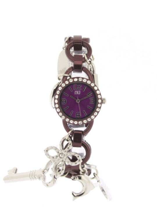 Purple charm watch - Franklin