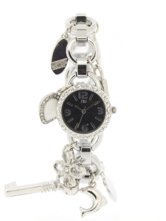 Silver charm watch - Franklin