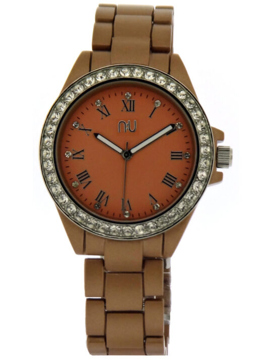 Rose gold ladies watch - Columbus Circle