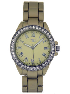 Gold ladies watch - Columbus Circle