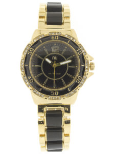 Gold sporty watch - Houston