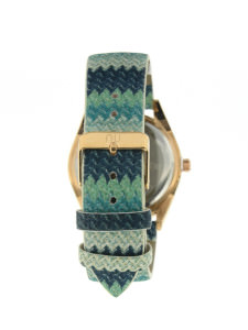 Green chevron watch - Allerton