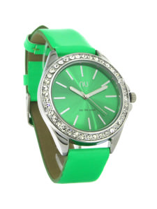 Green neon watch - Pelham