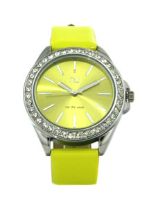 Yellow neon watch - Pelham