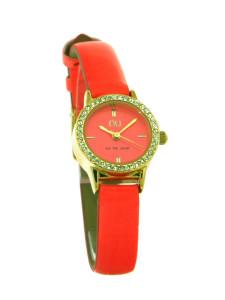 Orange mini watch - Beverley