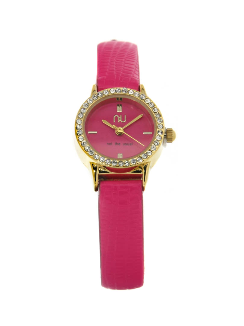 Pink mini watch - Beverley