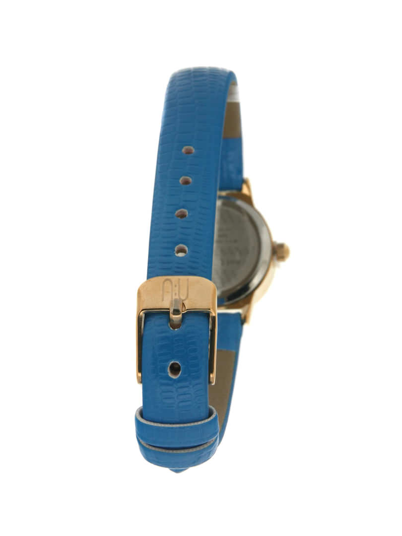 Blue mini watch - Beverley