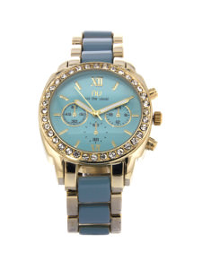 Blue coloured sporty watch - Nevins