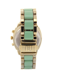 Green coloured sporty watch - Nevins