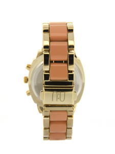 Orange coloured sporty watch - Nevins