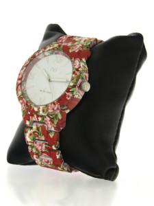 Red flower watch - Saratoga